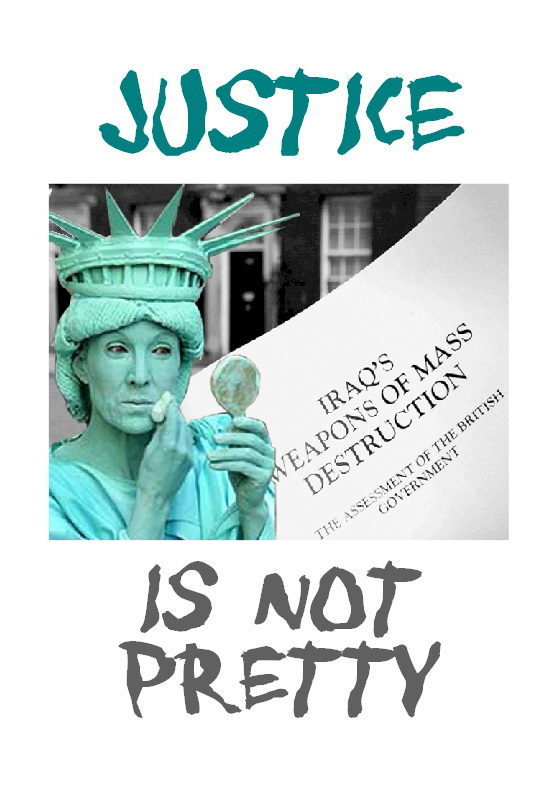 Justice Not Pretty. Click here to download your free copy
